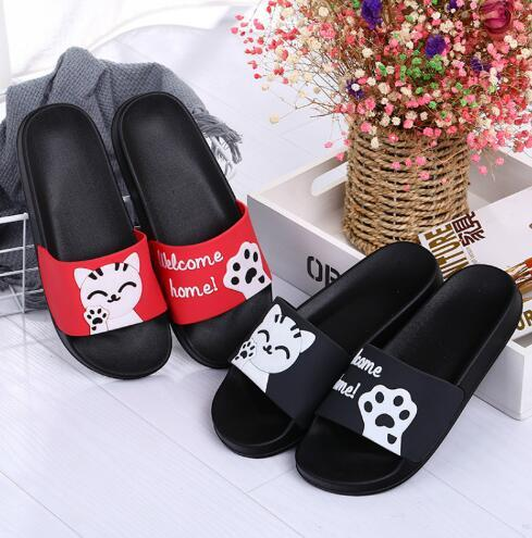 3ef05d4766c 2018 Fashion Shoes Women Indoor Home Slippers Female Summer Beach Sandals  Non Slip Korean Version Of The Tide Slipper Women Buy Shoes Online Wedge  Boots ...