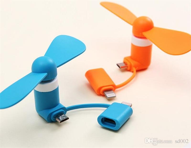 المحمولة usb الهاتف المحمول مروحة البسيطة micor المشجعين الكهربائية الصغيرة لالروبوت أدوات التبريد الإبداعية حزب الإحسان هدية 2 6sm3 yy