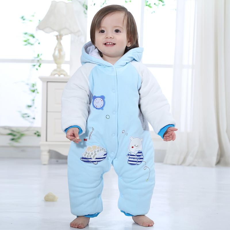 b9f299e26 2019 2018 New Autumn And Winter Baby Clothing, Cotton Long Sleeved Onesies  For Baby And Newborn,Suitable For 0 1 Years From Fq7777, $31.06 | DHgate.Com