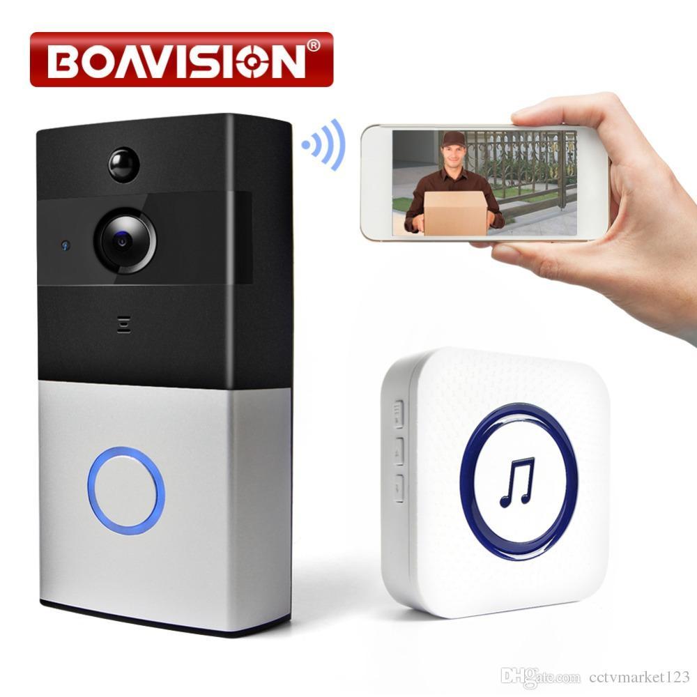 großhandel 720p wireless wifi video türklingel 1.0mp türklingel