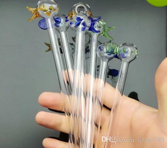 Petit meunier coloré, Accessoires pour bangs en verre, Fumer une pipe en verre, Livraison gratuite