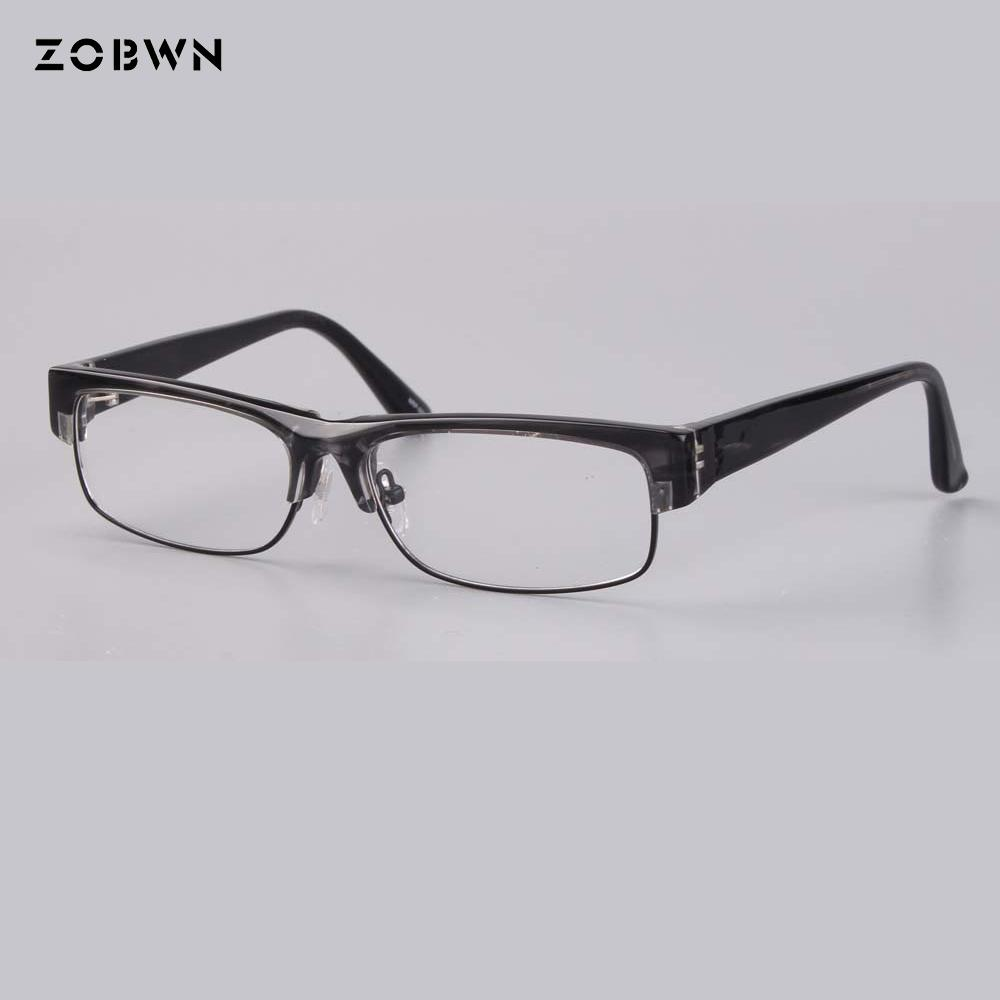 4f97932ac466 2019 Rectangle Shape Eyeglasses Frames Women Prescription Glasses Glasses  Frame For Reading Glass Clear Lens Masculino Frames From Huazu