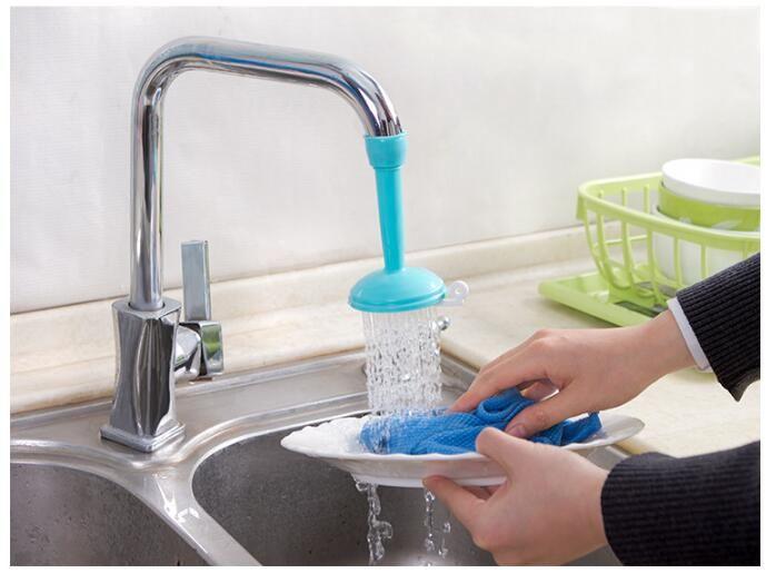 2019 Adjustable Kitchen Faucet Sprayers Tap Filter Nozzle Faucet