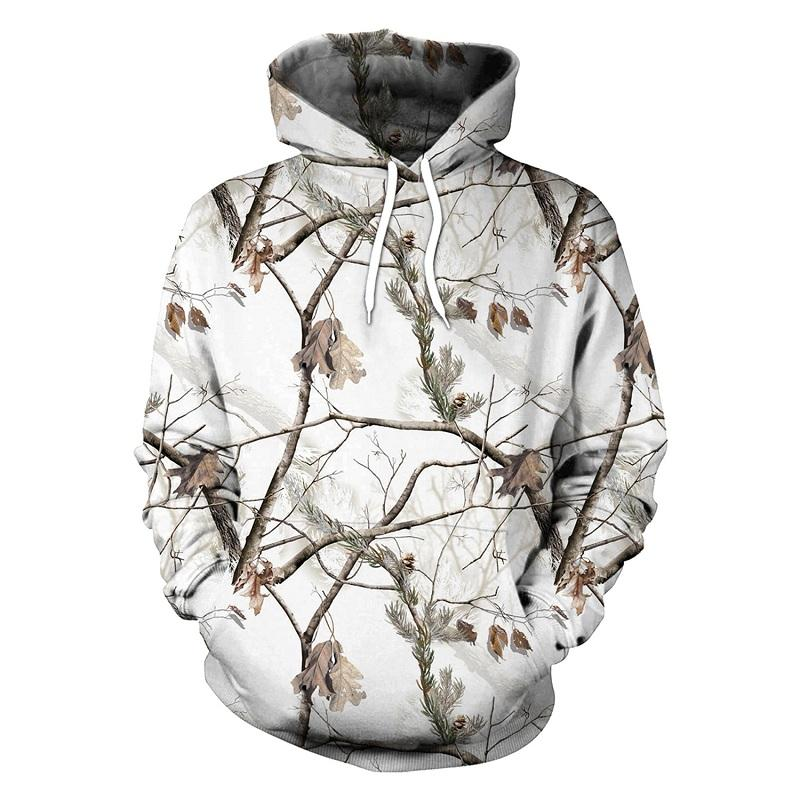 57580294bdbb4 2019 Men Camouflage Hoodie Shirt Couple Pullover Hooded Sweater Shirt Men Hunting  Hunting Clothes Fishing Camping Hoodie From Shinyday, $43.11 | DHgate.Com