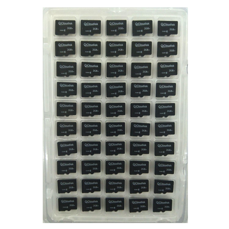 Bulk 2GB Micro SD Card 2 GB Microsd Memory Wholesale Quality Class 4 CE FCC Certification TF From