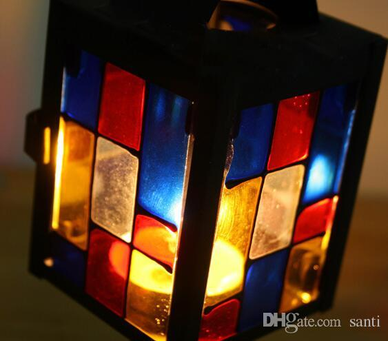 Romantic Necessity Decorative Candle Lantern Votive Candle Holder Hanging Lantern Vintage Candlesticks