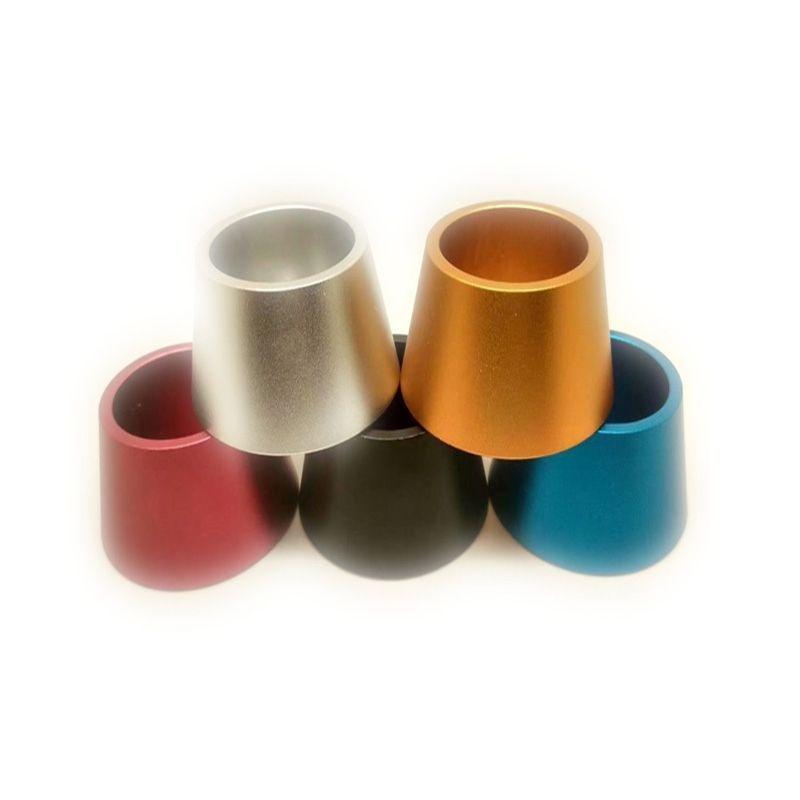 Base de Display Base de Alumínio Material Colorido Colorido Diâmetro 28mm Fit Vape Pen Kit Mecânica Mod Alta Qualidade