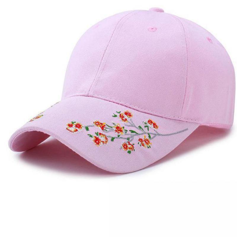 fb0840375 Shade Hat Brand Plum Blossom Fashion Baseball Cap For Women Summer Beach  Baseball Hat Fashion Sun