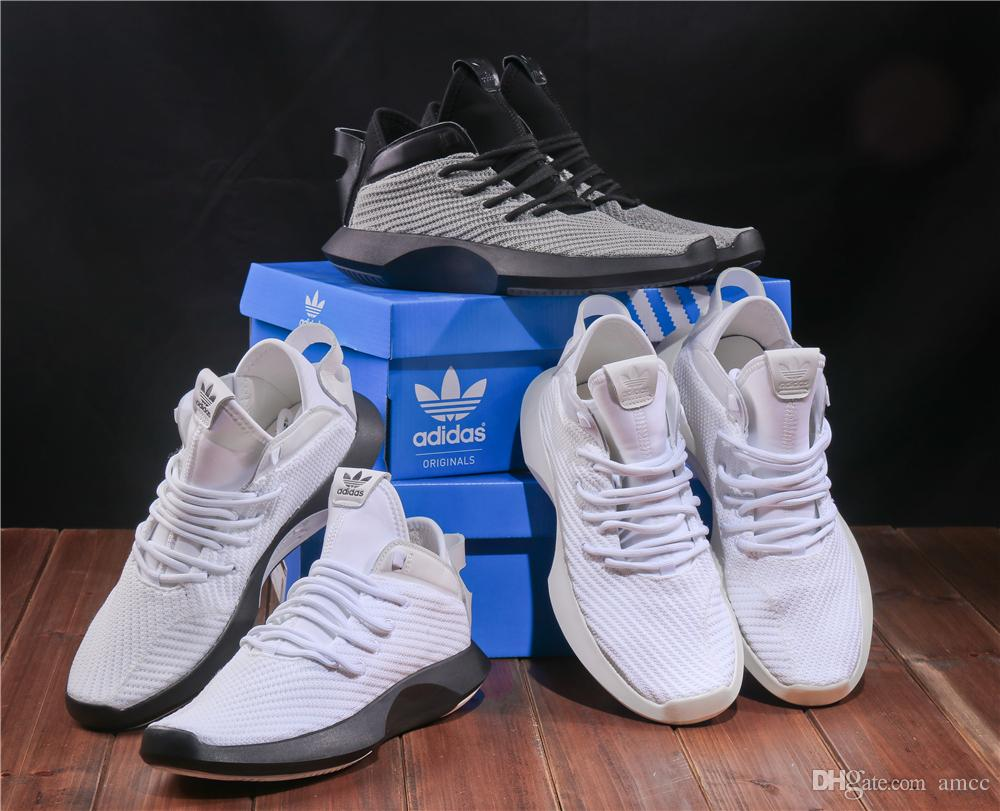 meet dfa00 f5e28 ... adidas originals crazy 1 adv chainmail prmieknit men running shoes  soprt fashion kobe shoes triple w