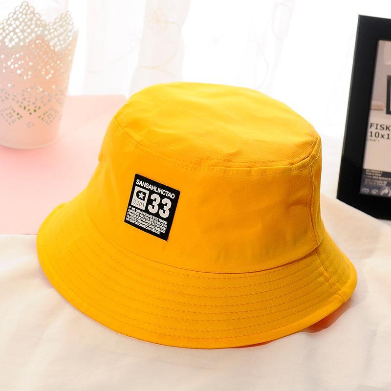 Compre es Sombreros Del Cubo Para Las Mujeres Muchachas Del Verano Sun Sun  Hat Panamá Bucket Cap Mujeres Imprimir Protección UV Al Aire Libre Playa  Sun ... a7f90e76a2e