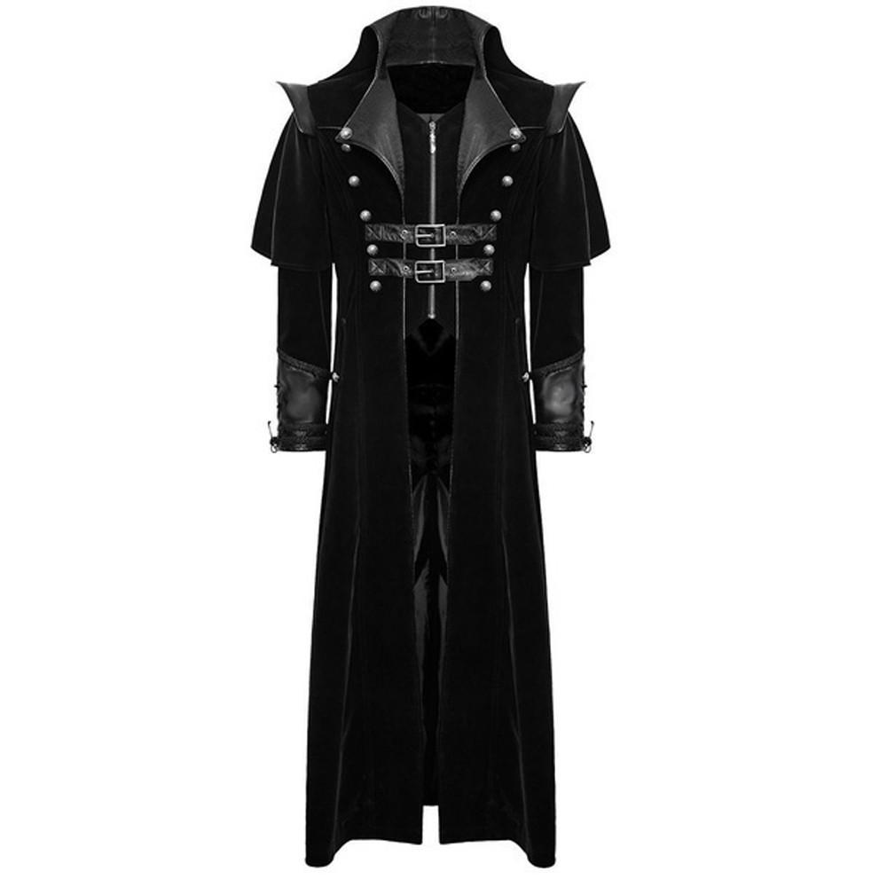 Uniforme Costume Gothique Hommes Hiver Taille Vintage Praty Conception Redingote La Veste Tailcoat Longue Automne Manteau Plus Outwear kuXiPZTO