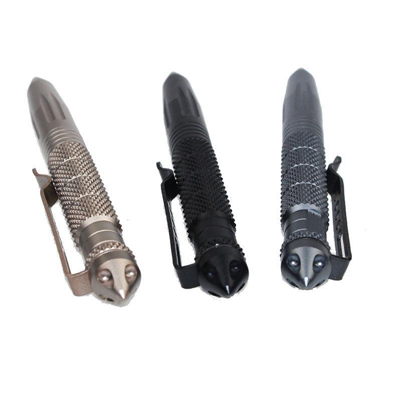 Taktik Kalem Kendini Savunma Malzemeleri Silahlar Koruma Aracı Havacılık Alüminyum Cooyoo Kişisel Savunma Güvenliği Güvenlik c634