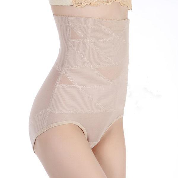 Zayıflama Nefes Lift Up Vücut Karın Contorl Şekillendirici Korse Külot Pantolon Yüksek Bel Ince Kalçalar T1