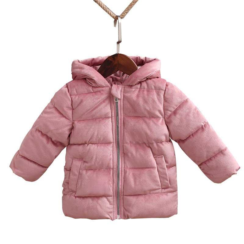 8b7215556d8c3 Cola Baby Girls Coats Snow Wear Winter Girls Down Jackets Casual Outerwear    Coats Girls 2018 New Fashion Down Teenage Winter Coats Red Coats For Girls  From ...