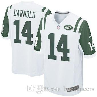 d17cb991f0b 2018 14 Sam Darnold Jersey NY New York Jets 33 Jamal Adams Joe Namath  Custom Authentic Elite American Football Jerseys Women Mens Youth Kids 4XL  From Buy3