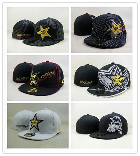 Cheap New Rockstar Fitted Hats For Men Baseball Cap Outdoor Sports Hat  Summer Cotton Sun Hat Women Football Hat Custom Baseball Hats Army Hats  From Hotcap7 adfca5198cf6