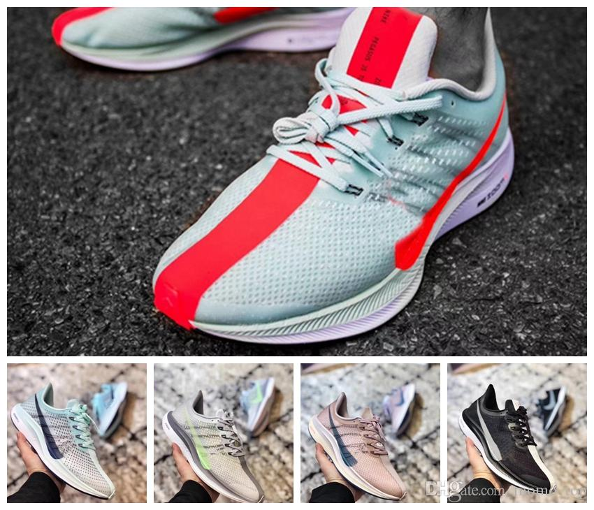 a07bce69f129 2018 New Arrival Air Zoom X Pegasus 35 Turbo 2.0 X React Mens Womens  Running Shoes P35X Sports Brand Sneakers Vaporfly Best Running Shoes  Running Shoes ...