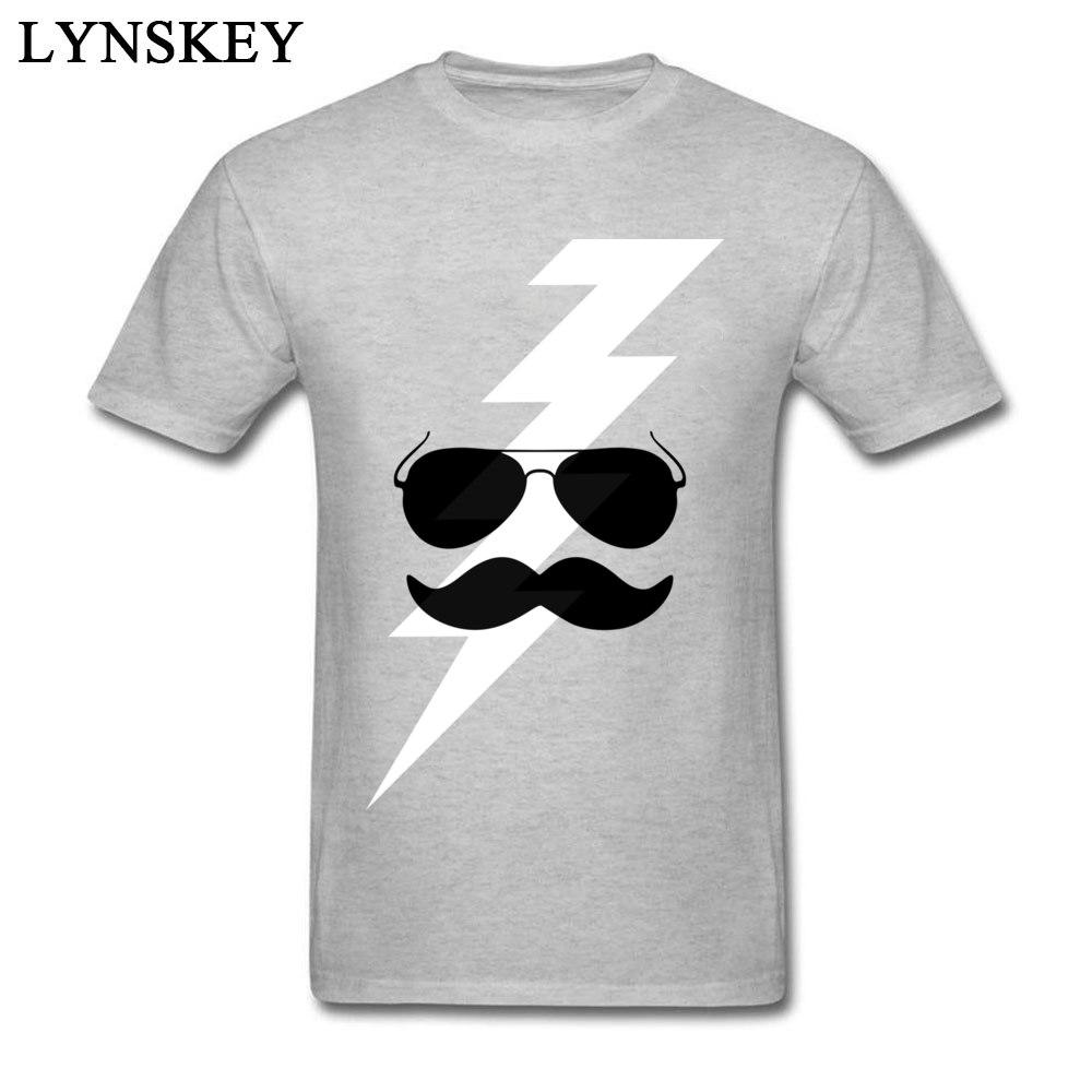 0232e3a3 Hippie Beard And Cool Bolt Cartoon Design Men Funny T Shirts Natural Cotton  Fabric Clothing Novelty Gift Tee Shirt Cotton Shirts White T Shirts From ...