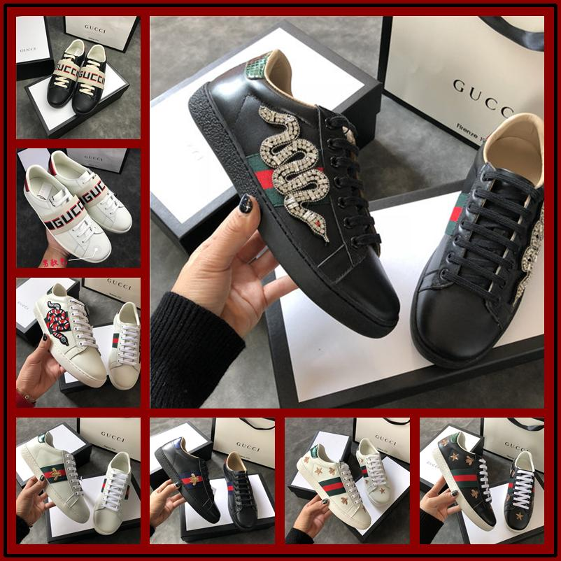 43747ff093e 2018 New Spring Ms Embroidery Small Bee Small White Shoes For Men And Women  Casual Walking Shoes Size 36 44 Summer Shoes Best Shoes From Cjf723