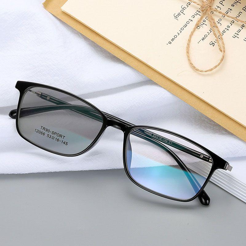 25c49ff4d2 Full Rim Sun Photochromic Myopia Eyeglasses Optical Men Women ...