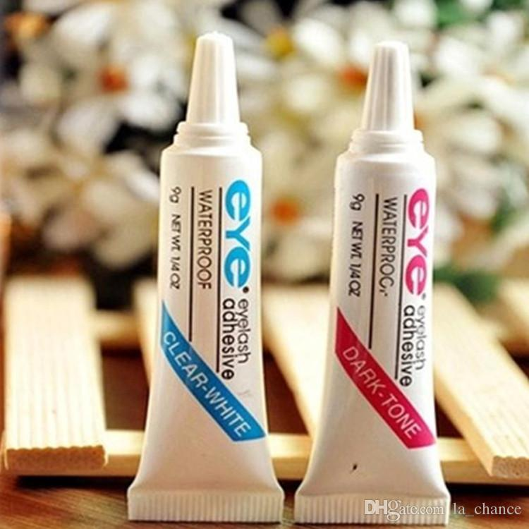 789053dc8a3 Eye Lash Glue Black White Makeup Adhesive Waterproof False Eyelashes  Adhesives Glue White And Black Available Online with $0.8/Piece on  La_chance's Store ...