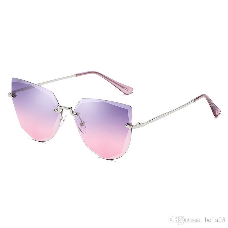 b3d87442f7 Cheap Rimless Transparent Sunglasses Best Titanium Rimless Sunglasses