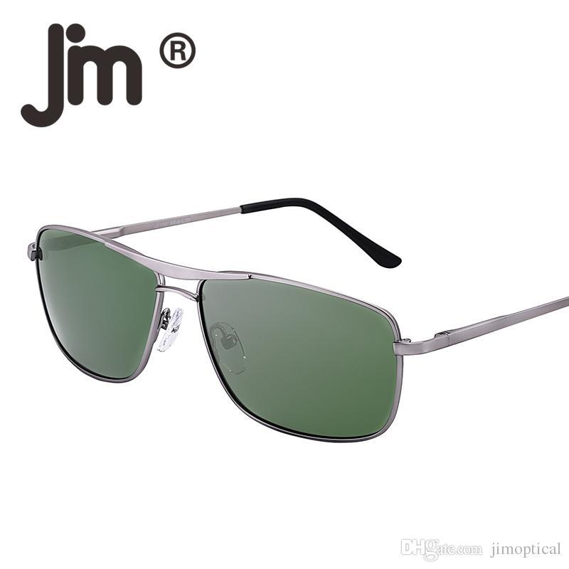 f559ef76b Retro Lightweight Spring Hinge Polarized Aviation Sunglasses Men UV400 Lens  Sun Glasses Driving Fishing Outdoor Polaroid Eyewear Prescription Sunglasses  ...