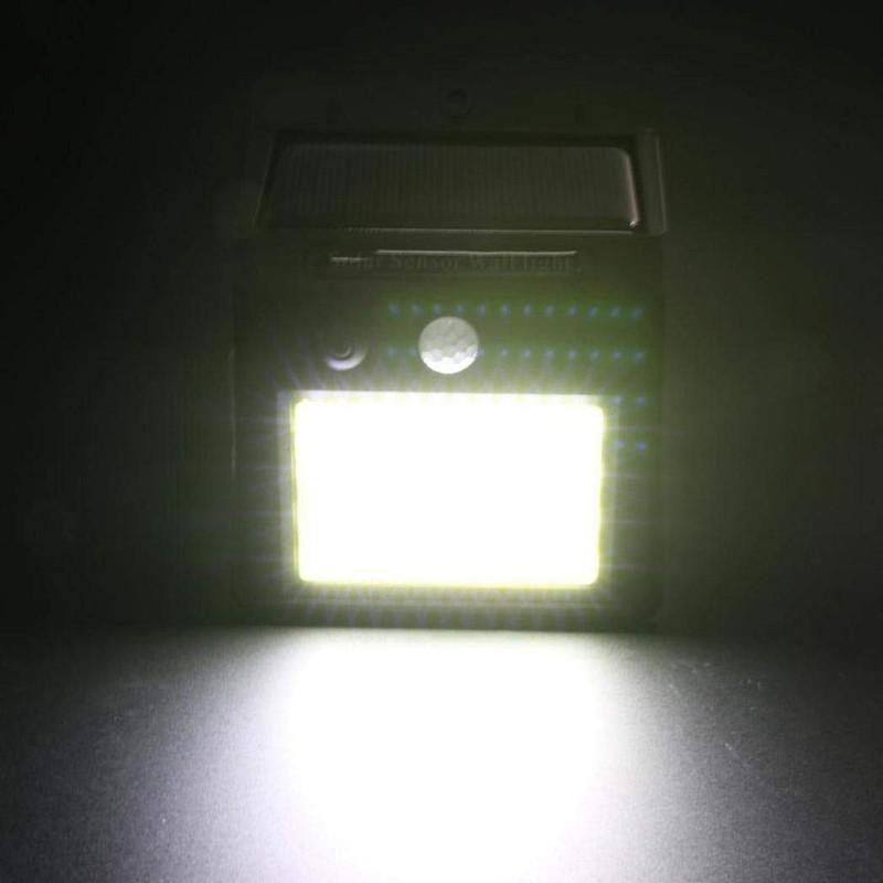 2019 Wholesale 48 Cob Led Solar Power Motion Sensor Garten Light
