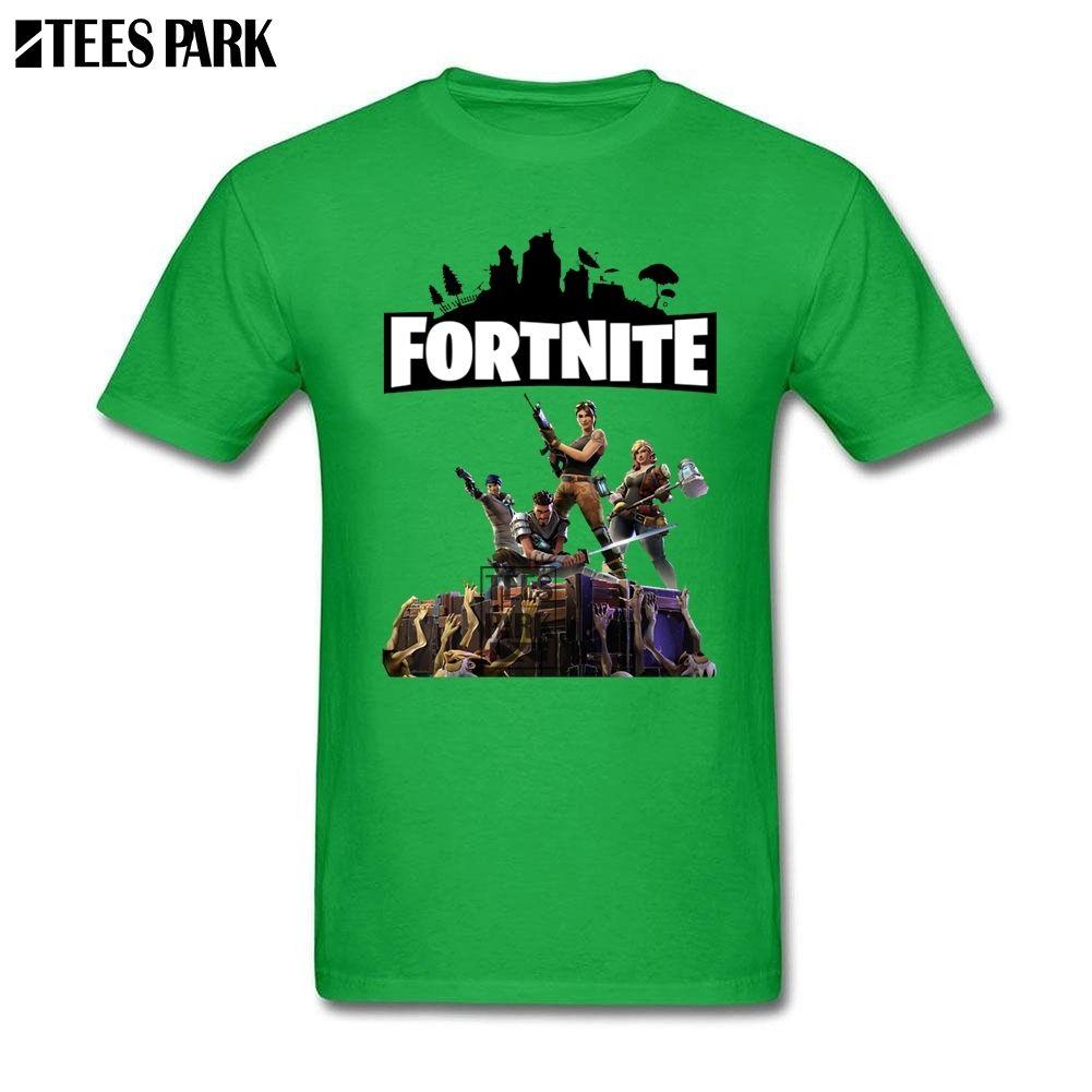 Funny Design Fortnite Battle Royale Retro T Shirts Anime Shirt