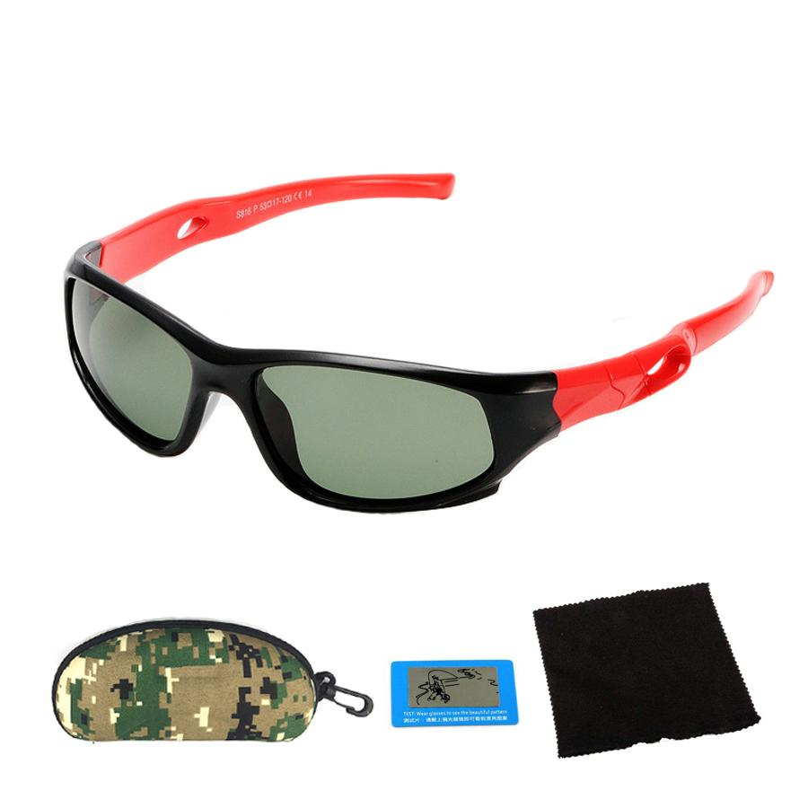 2348a8f1eda9 2019 NEWBOLER Cycling Glasses For Kids Outdoor Sports Polarized Sunglasses  UV400 Protection Children Goggles Boys Girls Eyewear From Hineinei