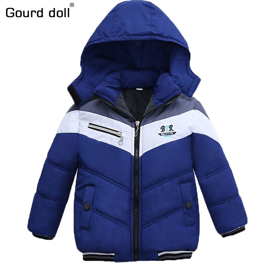 62815488c 3 colores !!! Chaqueta de los niños abrigo de invierno prendas de vestir  exteriores de los niños Super cálido estilo de invierno del bebé niñas ...