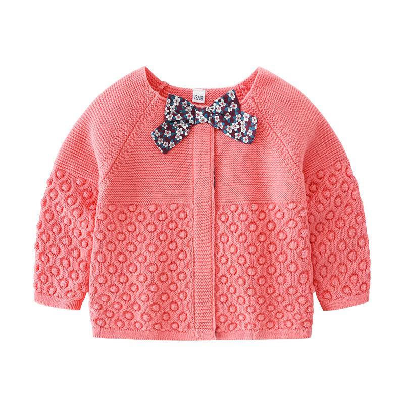 d7e028f88c9b Toddler S Girls Sweater Casual Girls  Knit Cardigan Cute Baby Girls ...