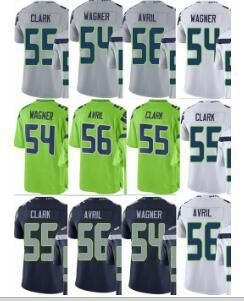 0c9bd32e6 2019 Custom Men/Youth/Women #54 Bobby Wagner 55 Frank Clark 56 Cliff Avril  Vapor Untouchable Limited/Rush/Elite Jerseys From Mesh_jersey2, $26.32 |  DHgate.