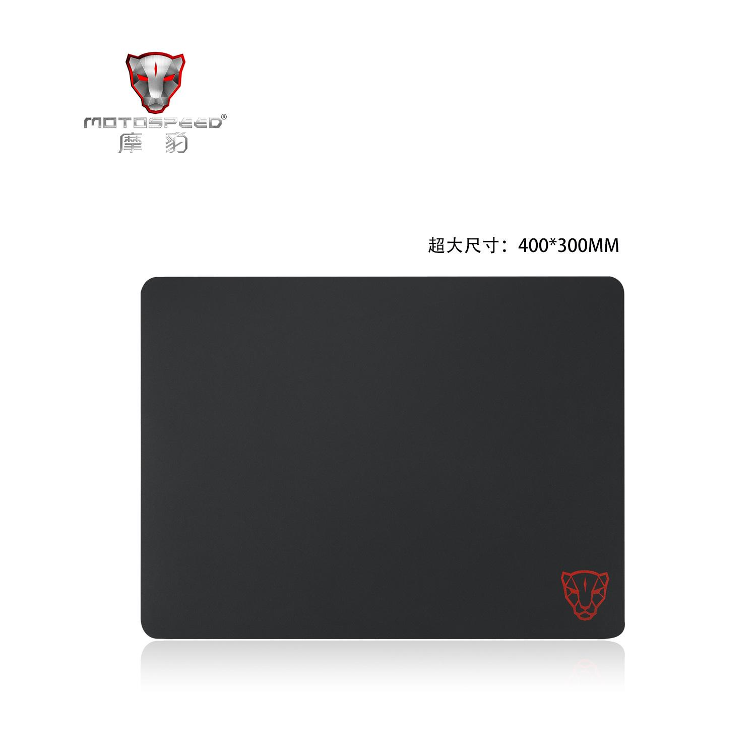 New P40 Gaming Mouse Pad Large Size 400*300 Silicone Material 3D Vulcanized  Mouse Pad Super Smooth