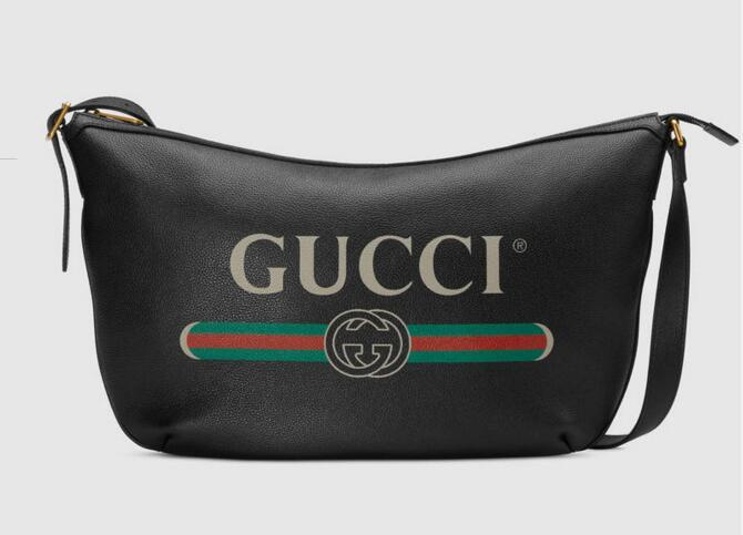 4f0c791e8505 Print Half Moon Hobo Bag 523588 Men Messenger Bags Shoulder Belt Bag Totes  Portfolio Briefcases Duffle Luggage Handbag Sale Side Bags From  Xhcchunyin59, ...