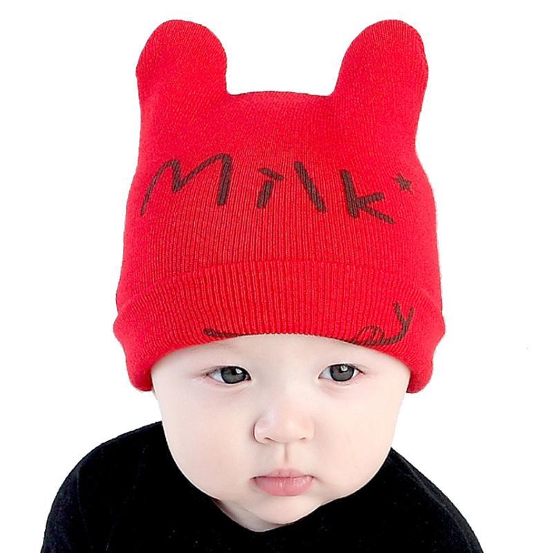 0e42bfda19e36 Acheter Bébé Chapeau Garçon Fille Bonnet Bonnet Pour Nouveau Né Nourrisson  Bambin Mode Style Élastique Chapeaux 0 12 Mois De $36.68 Du Humom |  DHgate.Com