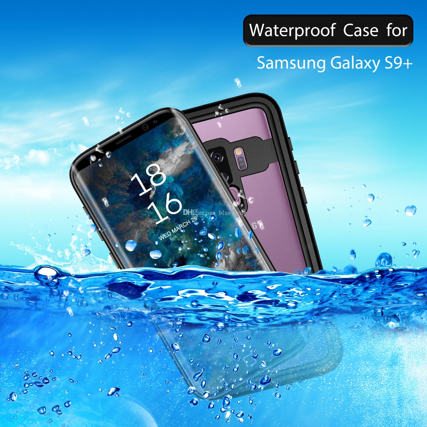 For Samsung S9 S9 Plus Red Pepper Ip68 Waterproof Snowproof Dropproof Dirtproof Shockproof Cell Phone Cases Multi Level Case Create A Cell Phone Case Hard