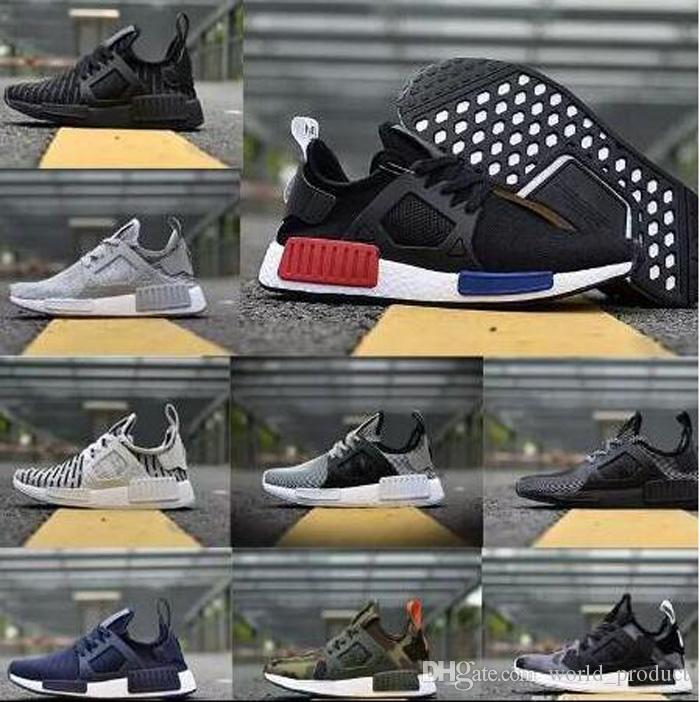 45dd22407ad9 2018 Cheap Wholesale NMD City Sock Men  s   Women  s Discount Online For  Sale Classic Cheap Fashion Sport Shoes