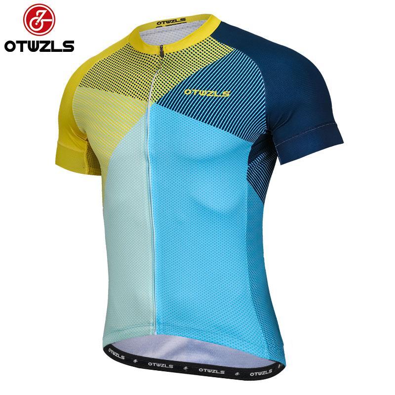 2018 Cycling Jersey Men MTB Bicycle Clothing Pro Team Cycling Shirt ... 29686dc71