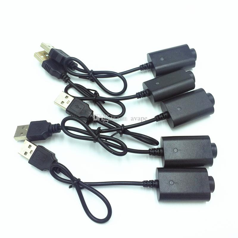 Best Quality Ecig EGO EVOD USB Charger Cable for EGO T EVOD Twist VV Vision Spinner Vertex Preheat Battery Vape Pen