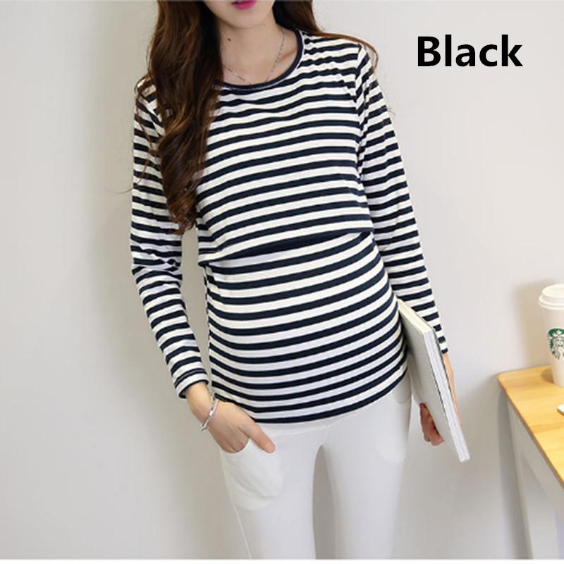 5a3996fe94a44 2019 Simple Maternity T Shirt High Qulity Maternity Tops Nursing  Breastfeeding Clothes For Pregnancy Nursing Tops 2018 From Sport_xgj, $28.7  | DHgate.Com