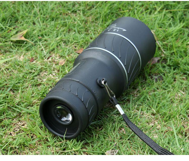 Mini Monocular Telescope HaleBor 16X52 Huting Camping Travel Concert  Outdoor HD Monocular Telescope Lightweight Tourism Scope Binoculars