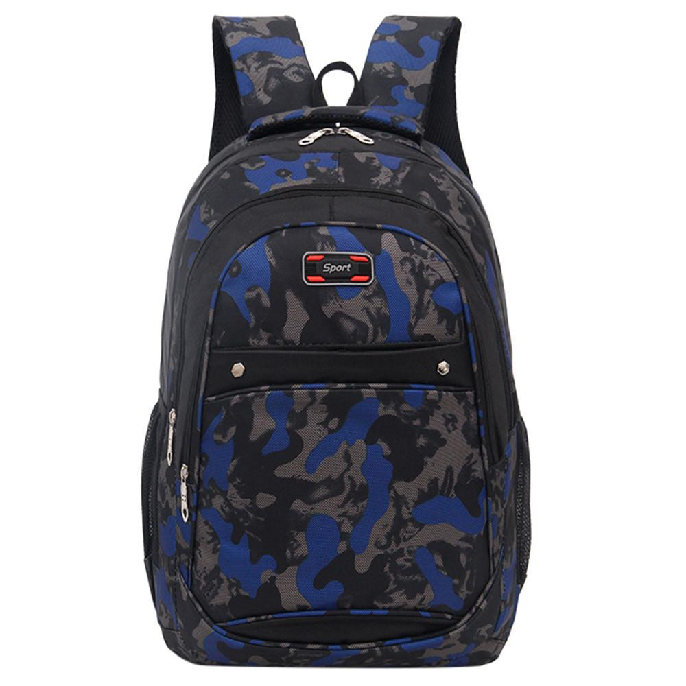 183679c26091 2018 New Fashion Backpack Teenage Girls Boys School Backpack Camouflage  Printing Students Bags College Bag Mochilas Mujer Army Backpack Water  Backpack From ...