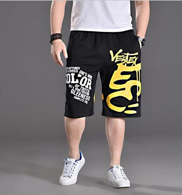 Compre Pantalones Cortos Largos Hombre Hip Hop Casual Tamaño Grande  Harajuku Gasp Pantalones Cortos Holgados Hombre Bermudas Hombre Boardshorts  Hombre ... b2db18a4cb2