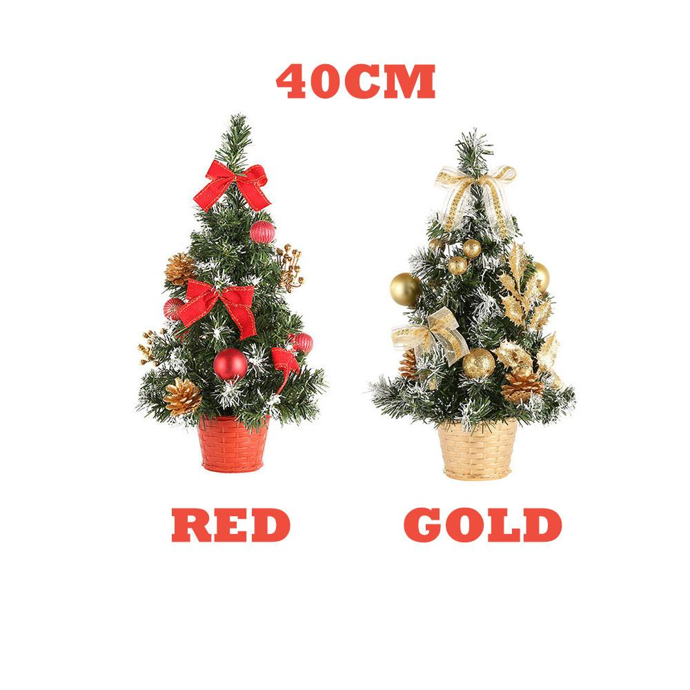 artificial tabletop mini christmas tree decorations festival miniature tree 40cm christmas l103 sale christmas decorations sale christmas ornaments from