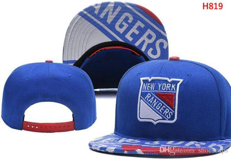 Compre Atacado New York Chapéus Bordados Rangers Caps Snapback Caps Chapéus  Ajustáveis para Homens Mulheres Snapbacks Cap 001 De Shoescaps 219e99be8d7