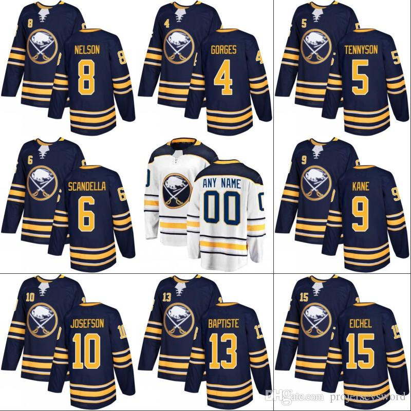 2019 Buffalo Sabres Jersey 53 Jeff Skinner 26 Rasmus Dahlin 9 Jack Eichel  21 Kyle Okposo h Griffith 62 Brandon Montour Hockey Jerseys From  Projerseysword 847b9bf5a