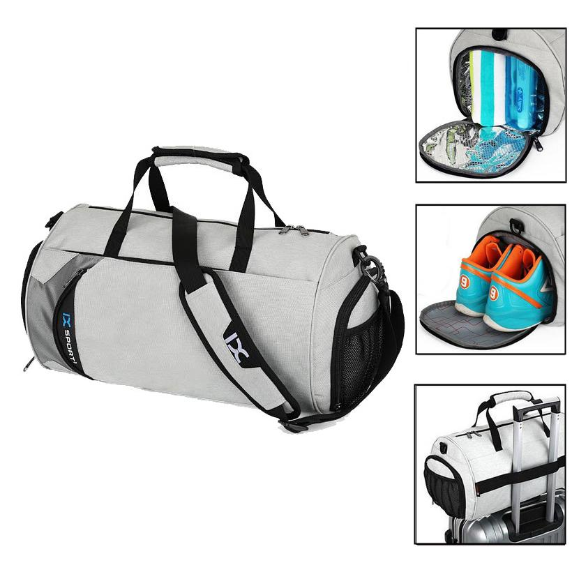 8f532706b8 2019 Gym Bags For Fitness Training Bag 2018 Tas Travel Sac De Sport Bag  Waterproof Side Shoes Men Women Dry Wet Gymtas Yoga Bolsa From Dragonfruit,  ...