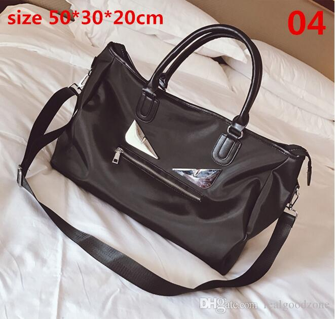 6b289e6a9773 Women Travel Bags 2018 Fashion Pu Leather Large Capacity Waterproof Print  Luggage Duffle Bag Casual Travel Bags Totes Crossbody Bags From  Realgoodzone