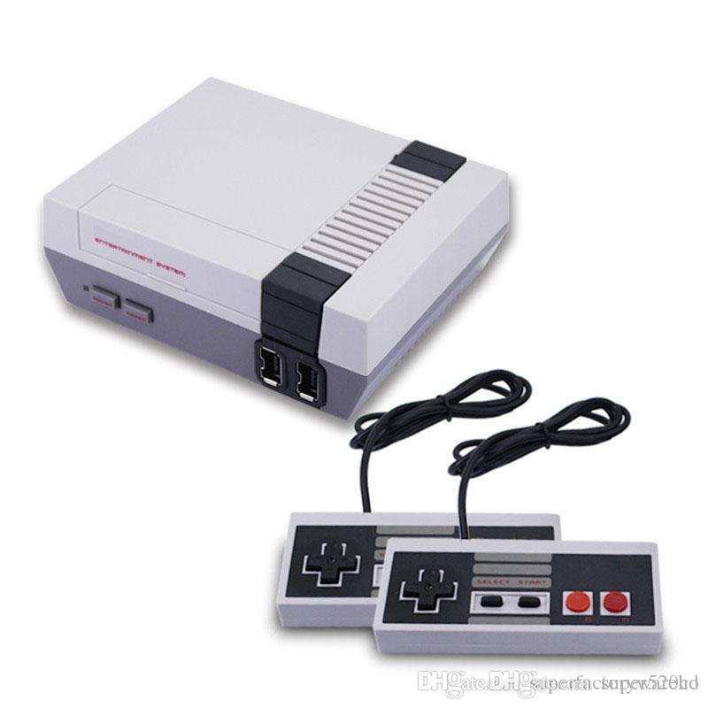 Classic NES TV game console handheld game console dual game controller AV cable output more than PXP3 PVP has retail box